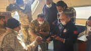 Turki Latih Militer Libya dalam Keahlian Perang Bawah Laut