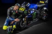 Meski Dimutasi ke Tim Satelit, Yamaha Tetap Minta Rossi Kembangkan YZR-M1