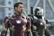 Ini Alasan Tony Stark Tak Wariskan Iron Man kepada War Machine