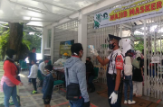 Rapid Acak, Pemkot Bandung Temukan 3 Wisatawan Positif COVID-19