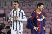 Lionel Messi Sebut Cristiano Ronaldo Menonjol di Dunia Sepakbola