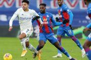 Barnes Selamatkan Leicester dari Kekalahan di Kandang Crystal Palace