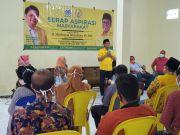 Manfaatkan Reses, Misbakhun Paparkan Kebijakan Jokowi di Masa Pandemi