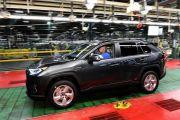 Sorry Corona, Toyota Tetap Pecahkan Rekor Produksi Tahun Ini