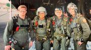 Prabowo Bagikan Momen saat Akan Terjun Bebas Bareng Jenderal AS
