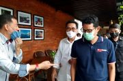 Menparekraf Sandiaga Uno Ingin Maksimalkan Quality Tourism Bali Berbasis Budaya