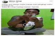 Unggah Video Pesta Sabu dan Hina Institusi Polri, Pemilik Akun Bima Jeruji Diringkus