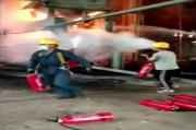 Pabrik Reparasi Gas PT OSS Terbakar Hebat, 1 TKA Asal China Tewas Terpanggang