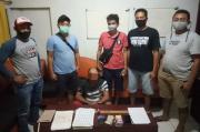 Tim Resmob Polres Kotamobagu Tangkap 1 Pelaku Judi Togel