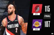 Hasil Lengkap Pertandingan NBA: Atlanta Ngamuk di Kandang, Lakers Kalah