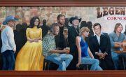 Kasus Mural Taylor Swift Diganti Penyanyi Lain, Seniman Sebut Ada yang Meludahi Gambarnya