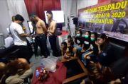 Konvoi Bawa Sajam hendak Tawuran, 30 Anggota Geng Motor XTC Ditangkap