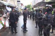 Petamburan Tiba-tiba Disweeping Polisi-TNI, FPI: Tidak Tahu Kenapa