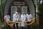 Beri Dukungan Fisik, Kemenparekraf Pasang Toilet Portabel di Desa Wisata