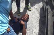 Anggota Geng Motor Pelaku Begal Sadis Ditembak