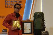 Konsep Ransel Eco-Friendly EIGER Raih Penghargaan Indonesia Good Design Selection Award 2020