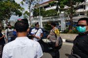 Polresta Barelang Bubarkan Rencana Demo FSPMI Kota Batam