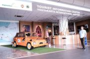 Naik Tipis, Bandara AP I Layani 102.541 Penumpang per Hari