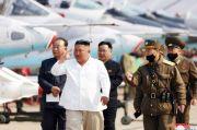 Kim Jong-un Gelar Kongres, Pesawat Mata-mata AS Terbang Dekat Korut
