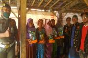 JNE-IFS Bagikan Ribuan Paket Makanan di Tengah Pandemi