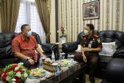 Plt Wali Kota Surabaya Datang ke Kejari Tanjung Perak, Ada Apa?