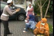 Cegah Kerumunan, Polisi Berlakukan Sistem Buka Tutup Rest Area Tol Surabaya-Gempol