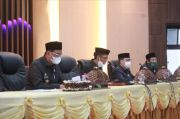 Akhir Tahun, DPRD Barru Tetapkan 3 Peraturan Daerah