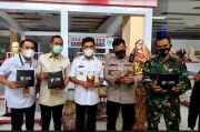 Dongkrak Perekonomian Sektor Wisata, Bupati Maros Resmikan Hotel PTB