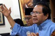 FPI Dibubarkan, Rizal Ramli: Masalah Utama Rakyat, Kemiskinan dan Keadilan