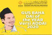 Gus Baha Dinobatkan sebagai Dai of The Year 2020 oleh ADDAI