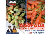 iNews Siang Live di iNews Pukul 11.00 Ini: Waspadai, Ada Cabai Rawit Dicat!