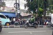 Polisi, TNI dan Pemkot Jakpus Bangun Pos di Bekas Markas FPI