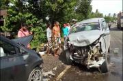 2 Mobil Adu Banteng di Jalur Palopo-Makassar, 2 Korban Tewas Seketika