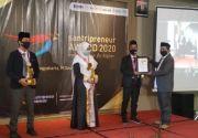 Mahasiswa IPB University Raih Penghargaan dari Santripreneur Indonesia