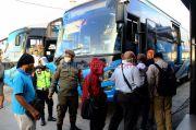 Penumpang Bus Sangat Landai, Tidak Ada Lonjakan