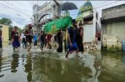 Benahi Jaringan Air yang Diterjang Banjir Kali Lamong, Warga Dungus Tewas Tenggelam