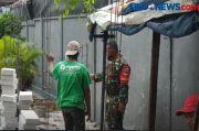 Bangun Pos Dekat Bekas Markas FPI, Polisi: Untuk Bantu Turunkan Covid-19