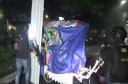Tawuran Antarpemuda dan Blokade Jalan Warnai Malam Tahun Baru di Makassar