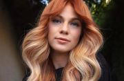Peach dan Krem Akan Jadi Tren Warna Rambut Tahun Ini