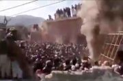 Pakistan Tangkap 31 Orang yang Bakar Kuil Hindu Berumur Seabad
