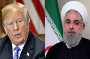Samakan Trump dengan Saddam, Rouhani Bersumpah Balas Pembunuhan Soleimani