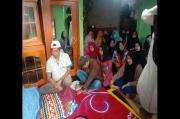 Jenazah Paman dan Keponakan yang Tewas Tenggelam saat Mancing di Pantai Tiba di Rumah Duka
