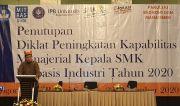 IPB University Luluskan 88 Kepala Sekolah SMK Siap Jadi CEO
