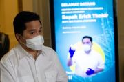 Erick Thohir Kawal Langsung Kesiapan Stasiun Pengisian Mobil Listrik
