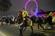 Langgar Lockdown, Ratusan Orang di Inggris Ditangkap Pada Malam Tahun Baru