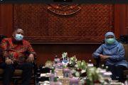 Gubernur Khofifah Terpapar Covid-19, Plt Walikota Surabaya: Semoga Cepat Sembuh