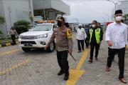 Jenazah Habib Jafar Al Kaff Tiba di Bandara Ahmad Yani Semarang