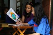 Masih Sekolah Online, Warganet: Kalau Sampai 13 Maret, Ulang Tahun Dah Anak-anak Belajar dari Rumah