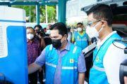Erick Thohir Pede Mobil Listrik Bisa Tekan Impor Bahan Bakar