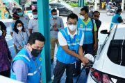Kata Erick, Pakai Mobil Listrik Jakarta-Bali Hanya Butuh Rp200 Ribu